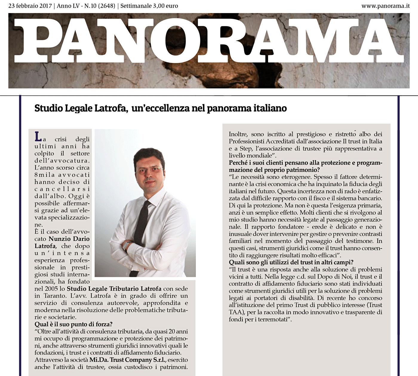 news-studiolatrofaeccellenza-nel-panorama-italiano