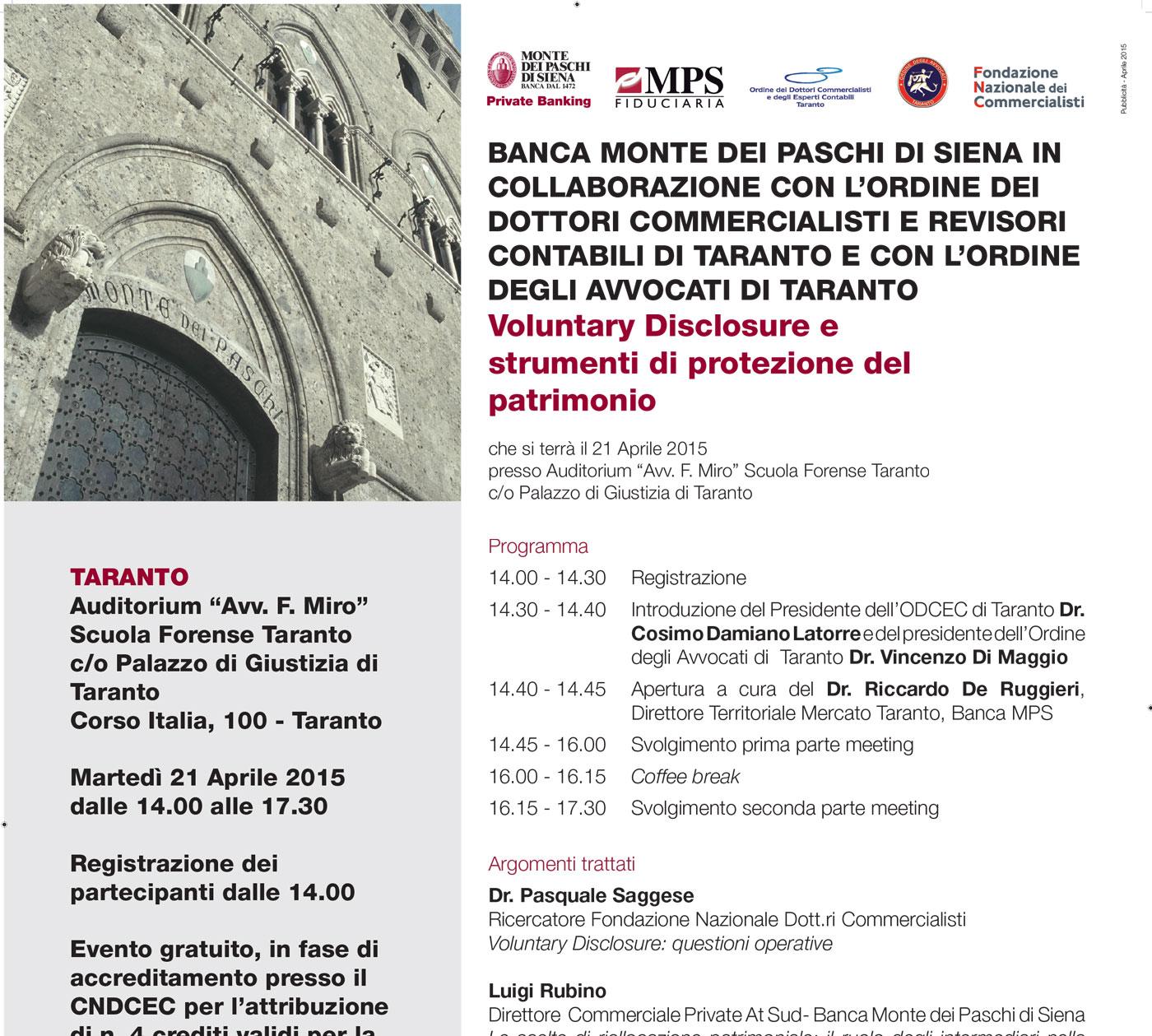 04-Trust-e-Voluntary-Disclosure-Convegno-Taranto-21-aprile-2015